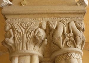 Capiteles nártex 1