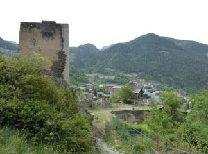 055. Encamp. Les Bons. Torre dels Moros y Sant Romà