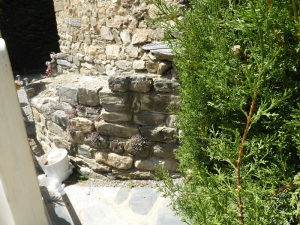 075. Encamp. Sant Marc i Santa Maria. Restos ábside primitivo