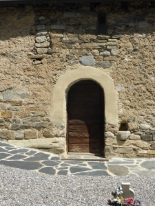 079. Encamp. Sant Marc i Santa Maria. Portada