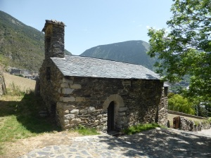 100. Encamp. Sant Romà de Vila