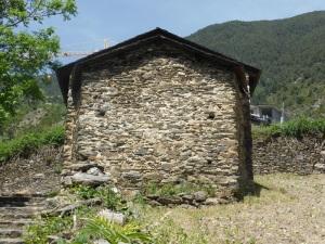 103. Encamp. Sant Romà de Vila. Cabecera