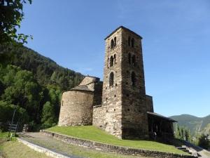 119. Canillo. Sant Joan de Caselles