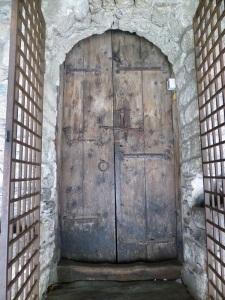 132. Canillo. Sant Joan de Caselles. Portada