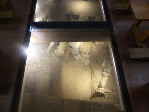 155. Canillo. Sant Serni. Restos tumbas y estructuras primitivas