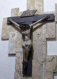 162. Canillo. Sant Serni. Cristo del siglo XIV
