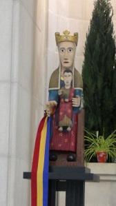 190. Nuestra Señora de Meritxell. Copia de la imagen
