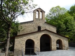 194. Nuestra Señora de Meritxell. Iglesia antigua