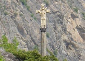 209. Nuestra Señora de Meritxell. Camino de Prats. Cruz de Carlomagno(copia)