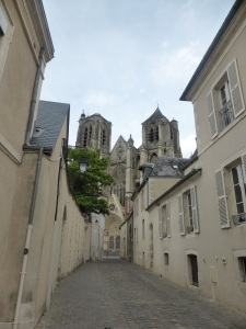 008. Bourges. Catedral