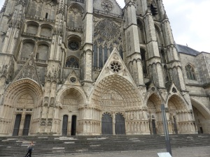 010. Bourges. Catedral