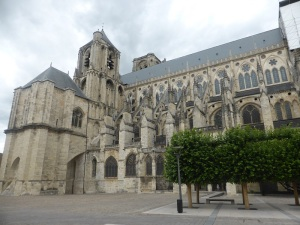 019. Bourges. Catedral