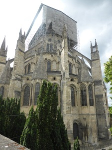 020. Bourges. Catedral