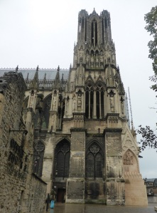 132. Reims. Catedral. Torre norte