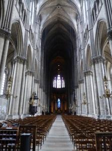 148. Reims. Catedral. Interior