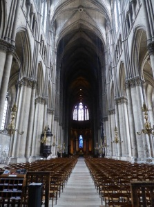 148. Reims. Catedral. Interior