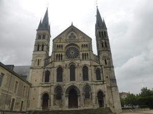 St-Remi. fachada occidental