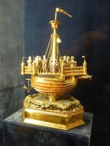 207. Reims. Palacio del Tau. Relicario de Santa Úrsula