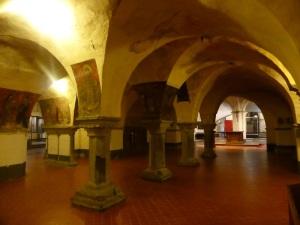 300. Gante. San Bavón. Cripta