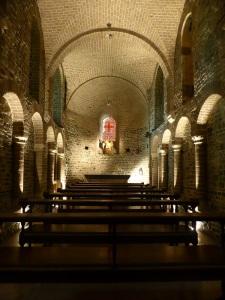 317. Brujas. Capilla de la Santa Sangre. San Basilio