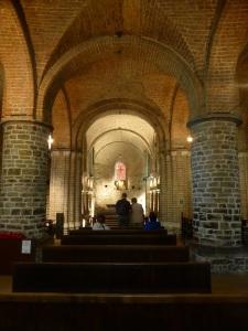 318. Brujas. Capilla de la Santa Sangre. San Basilio