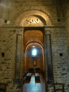 321. Brujas. Capilla de la Santa Sangre. San Basilio