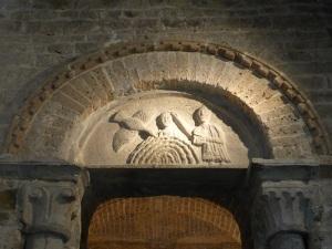 322. Brujas. Capilla de la Santa Sangre. San Basilio