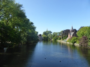 345. Brujas. Minnewater