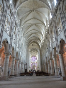 453. Laon. Catedral. Interior