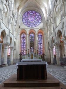460. Laon. Catedral. Coro