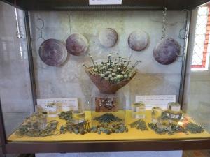 567. Sens. Museo-tesoro del palacio synodal. El tesoro de Villethierry