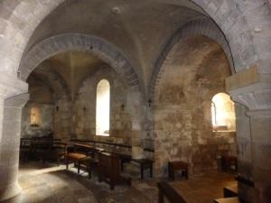 610. St-Benoît-sur-Loire. Cripta