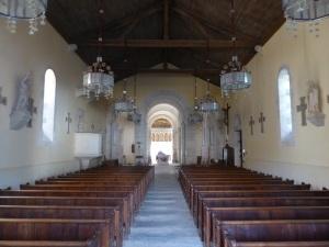 617. Germigny-des-Prés. Interior