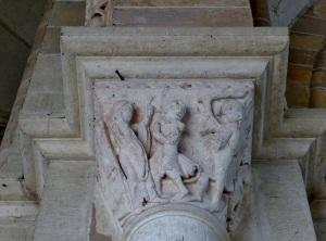 P1150336. Nártex. José y la mujer de Putifar