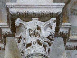 P1150347. Interior. El rapto de Ganímedes