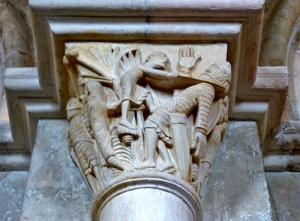 P1150356. Interior. David y Goliat
