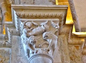 P1150361. Interior. Muerte de San Pablo eremita