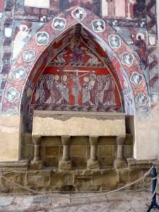 Arcosolio oeste muro sur