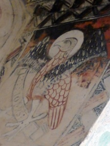 Muro norte. Pinturas 19