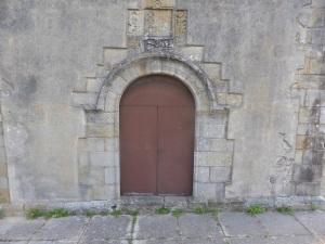 56. Santa María del Junco. Portada