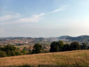 58. Ribadesella desde Santa María del Junco
