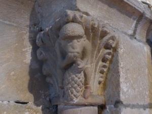 Capiteles interior 4