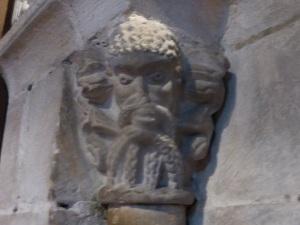 Capiteles interior 5