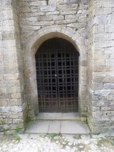Puerta norte planta baja