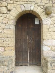 Puerta oeste planta baja