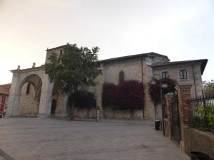 034. Llanes. Santa María del Conceyu
