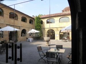 128. San Pedro de Villanueva. Interior. Ábside central