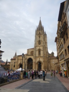 159. Oviedo. Catedral