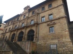 171. Oviedo. Monasterio de San Pelayo