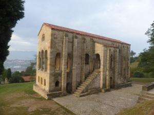 184. Sta. María del Naranco
